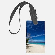 South Sea Island, Fiji Luggage Tag