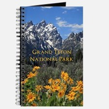 Grand Teton National Park Photo Souvenir Journal