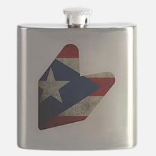 JDM puerto rico FLAG Flask