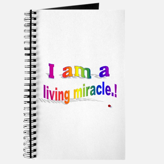 A Living Miricle Journal