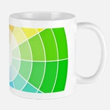 color wheel Small Small Mug