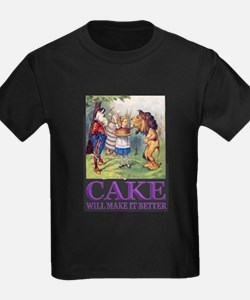 Cake Will Make It Better T