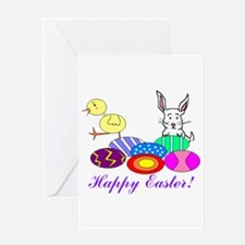 Easter Eggs' Greeting Cards