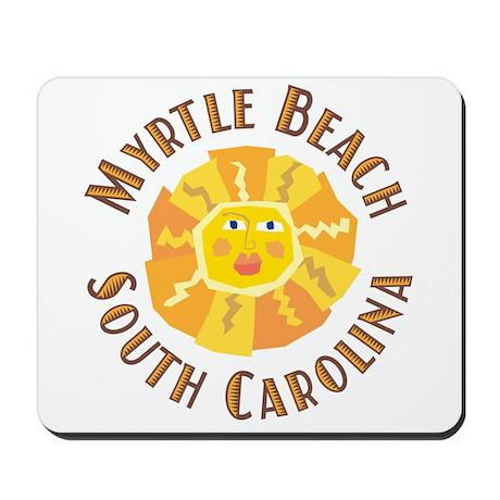 Myrtle Beach Sun - Mousepad