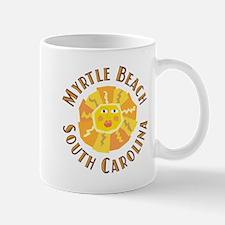Myrtle Beach Sun - Mug