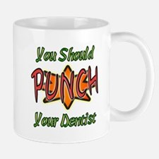 Dentist Punch Mug