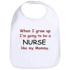 Nurse (Like My Mommy) Bib