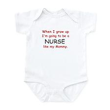 Nurse (Like My Mommy) Infant Bodysuit