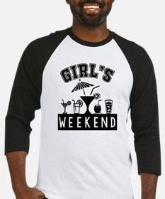 Girl's Weekend Baseball Jersey
