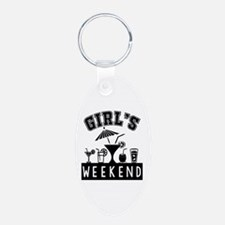 Girl's Weekend Keychains