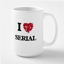 I Love Serial Mugs
