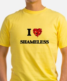 I Love Shameless T-Shirt
