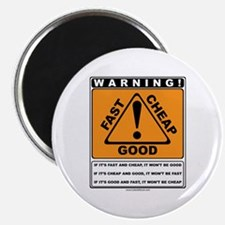 "Pricing Triangle 2.25"" Magnet (10 pack)"