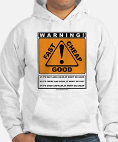 Pricing Triangle Hoodie