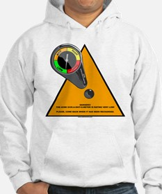 Give-a-Shit-o-Meter Hoodie