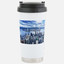 Hong Kong Stainless Steel Travel Mug