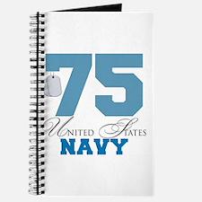Navy - 75 Journal