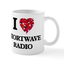 I Love Shortwave Radio Mug