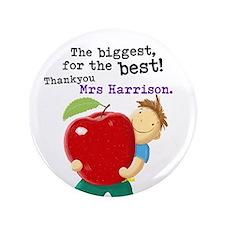Unique Teachers appreciation Button