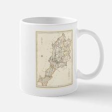 County Cavan Map - Mug