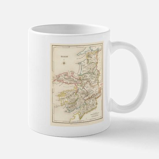 County Kerry Map - Mug