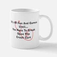 Funny Funny nurse sayings Mug