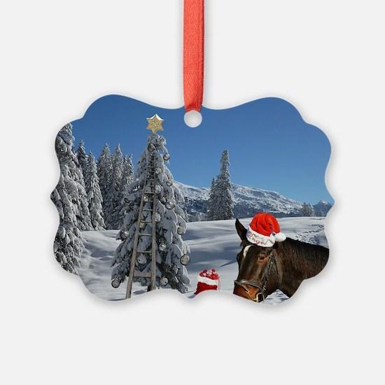 A Christmas story Ornament
