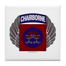 Chairborne Tile Coaster