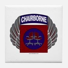 Chairborne Tile Coaster