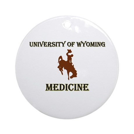 UW Medicine Ornament (Round)