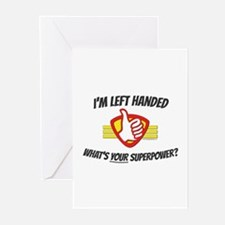 L H Superpower Greeting Cards (Pk of 10)