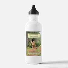 Natural Organic Nude B Water Bottle