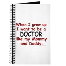 Doctor (Like Mommy & Daddy) Journal