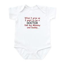 Doctor (Like Mommy & Daddy) Infant Bodysuit