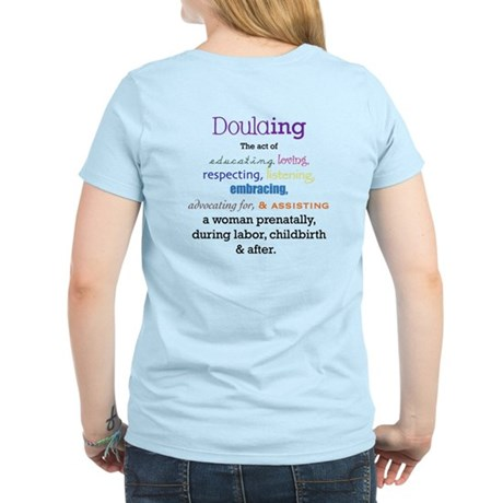 Doulaing Colorful Women's Light T-Shirt