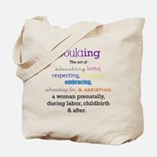 Doulaing Colorful Tote Bag
