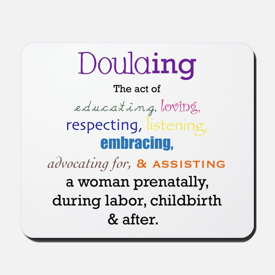 Doulaing Colorful Mousepad