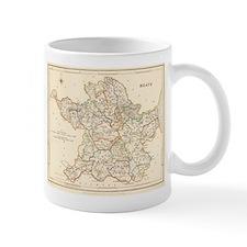 County Meath Map - Mug Mugs