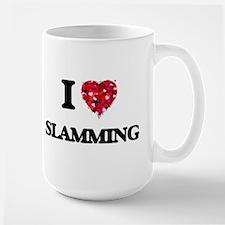 I love Slamming Mugs