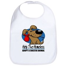 Homeless Pets Bib