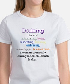Doulaing Colorful Tee