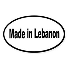 Made in Lebanon