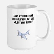 A Day Without Flying Mugs