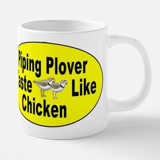 Piping Plover Mugs