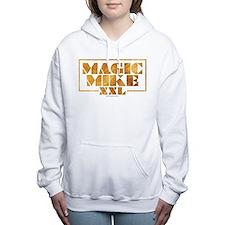Magic Mike XXL - Gold Women's Hooded Sweatshirt