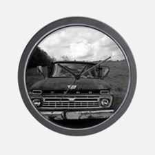 Ford V8 Truck Wall Clock