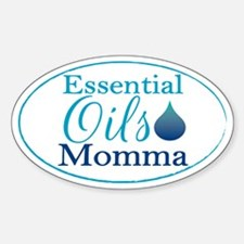 Essential oils momma Decal