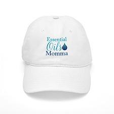 Essential oils momma Baseball Cap