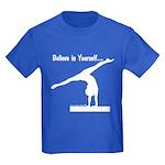 Gymnastics T-Shirt - Believe