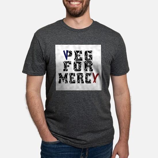 Peg For Mercy T-Shirt